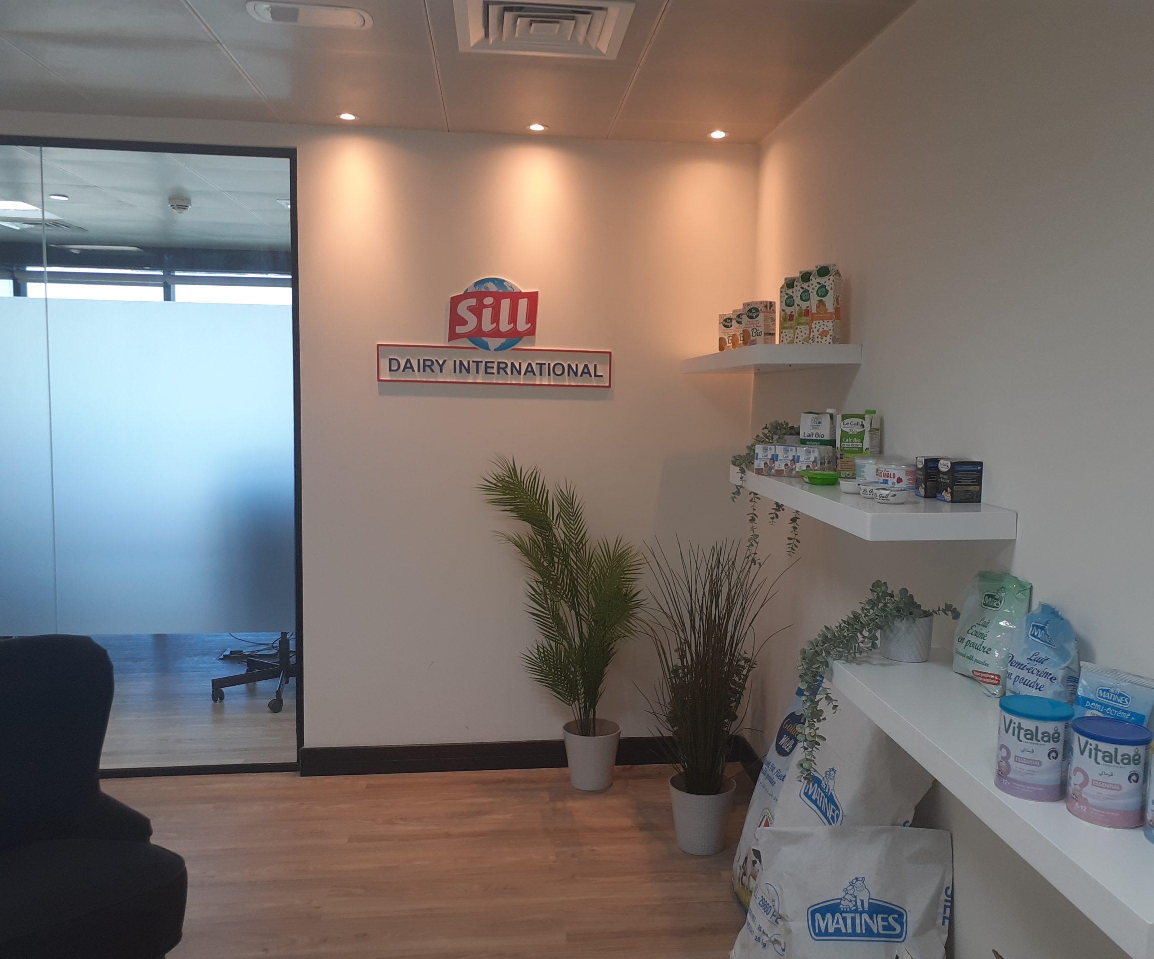 SILL Dairy International ouvre un bureau commercial à Dubaï